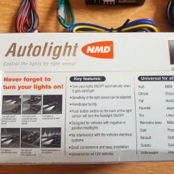 Auto light Mondeo 2003-2007, MK3